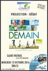 PROJECTION GRATUITE DU FILM  DEMAIN