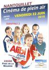 CINEMA DE PLEIN AIR