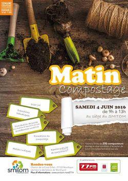 MATIN COMPOSTAGE