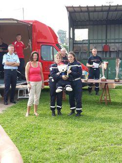 Concours de Manoeuvre des Jeunes Sapeurs-Pompiers