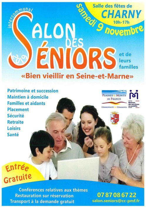 SALON DES SÉNIORS