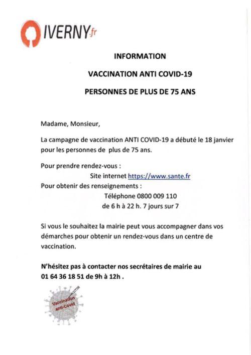 VACCINATIO ANTI COVID-19